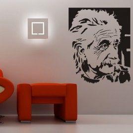 Vinilo Albert Einstein