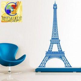 Vinilo Torre Eiffel