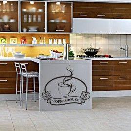 Vinilo Coffeehouse