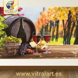 FotoMural Presentación Vino