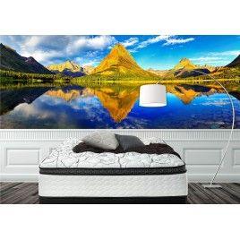 FotoMural Paisaje Montaña y Lago