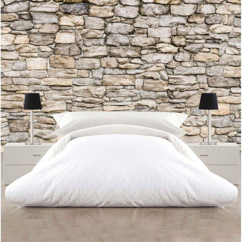 fotomural pared de piedra - Pared Piedra