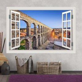 Ventana Segovia