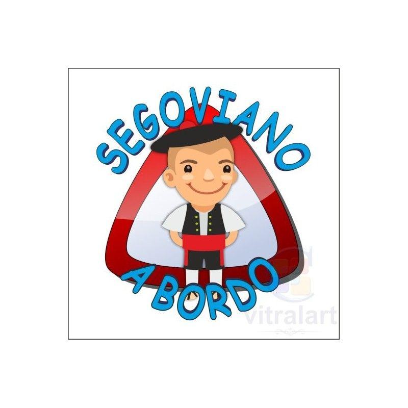 Segoviano A Bordo