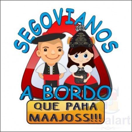 Segovianos A Bordo