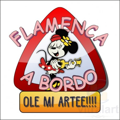 Flamenca A Bordo