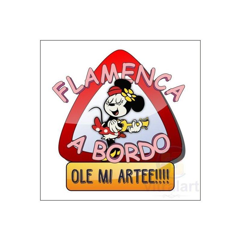 Flamenca A Bordo