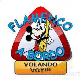 Flamenco A Bordo