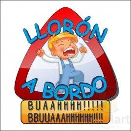 Llorón A Bordo