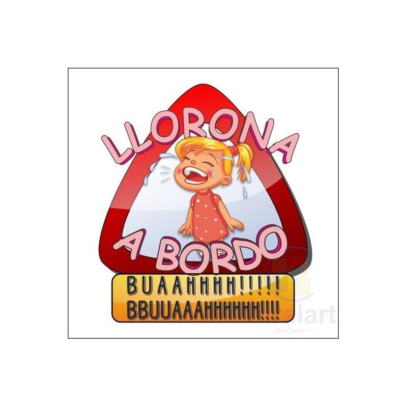 Lloróna A Bordo
