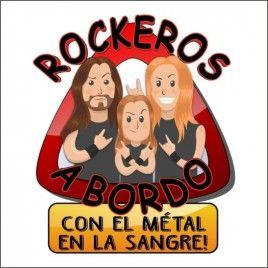 Rockeros A Bordo